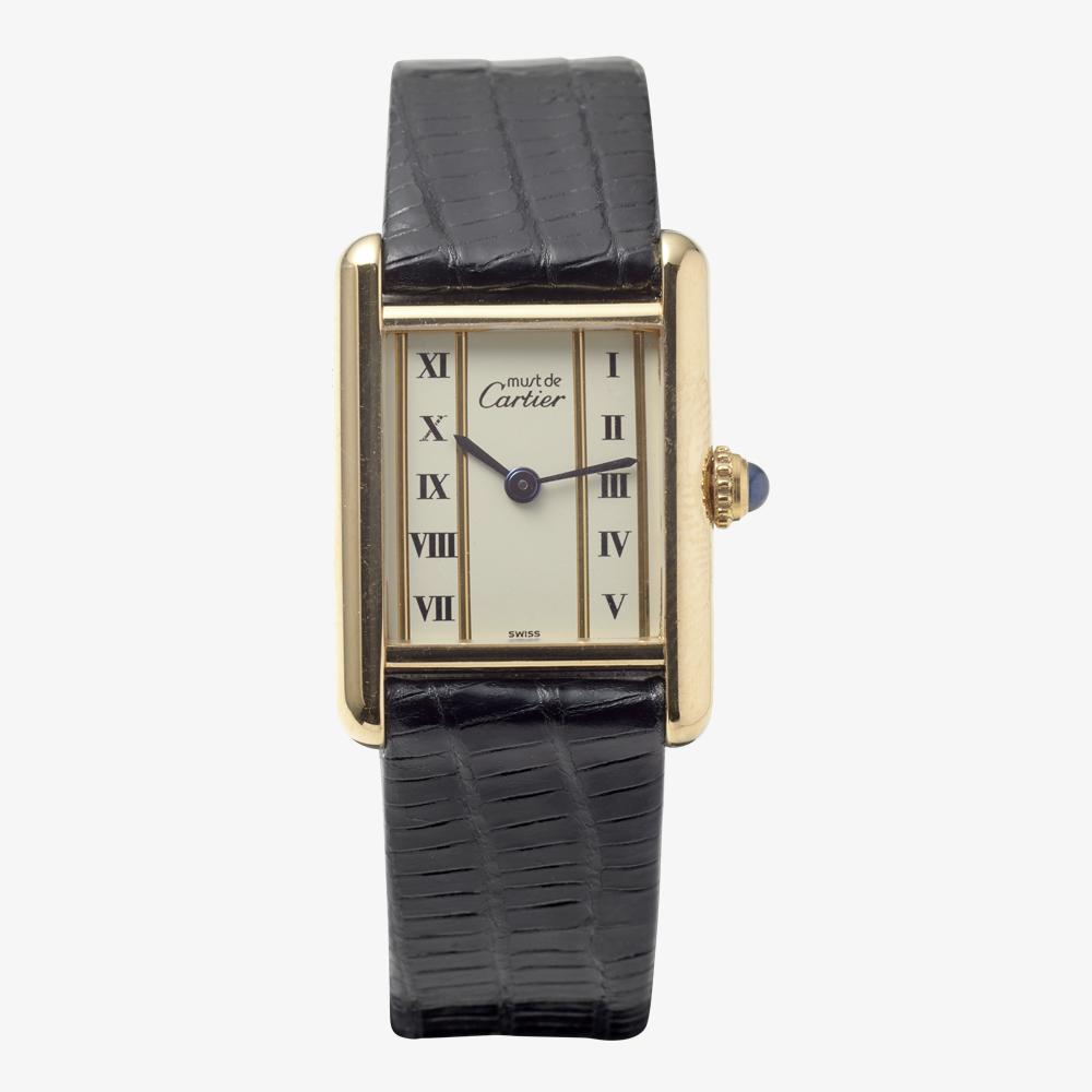 SOLDOUT Cartier must de Cartier TANK LM - 90's VINTAGE Cartier