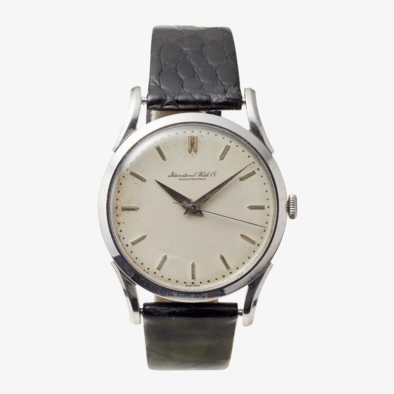 SOLD OUT|IWC| Bar Index Men's model – 50's|Vintage IWC