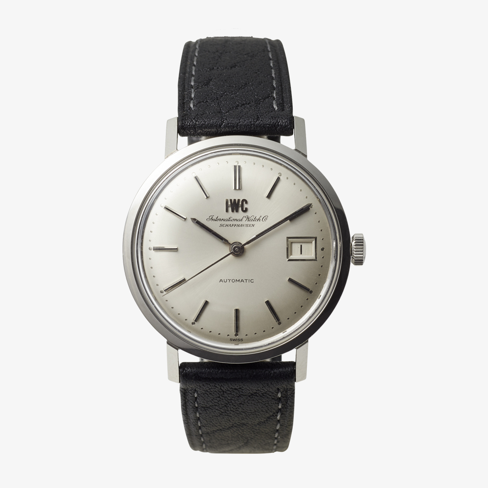 SOLD OUT|IWC| Bar Index / Date Model - 70's|Vintage IWC