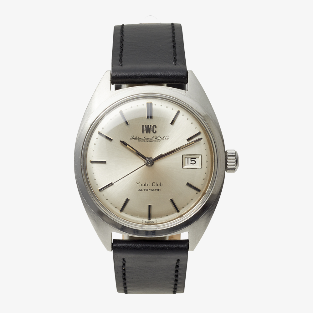 SOLD OUT|IWC| YACHT CLUB - 60's|Vintage IWC