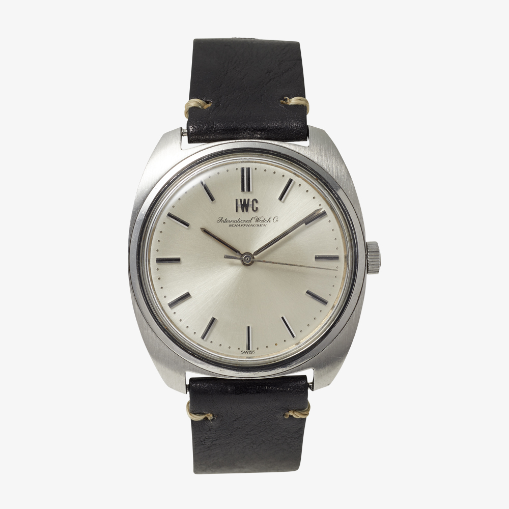 SOLD OUT|IWC| Bar Index Model - 70's|Vintage IWC