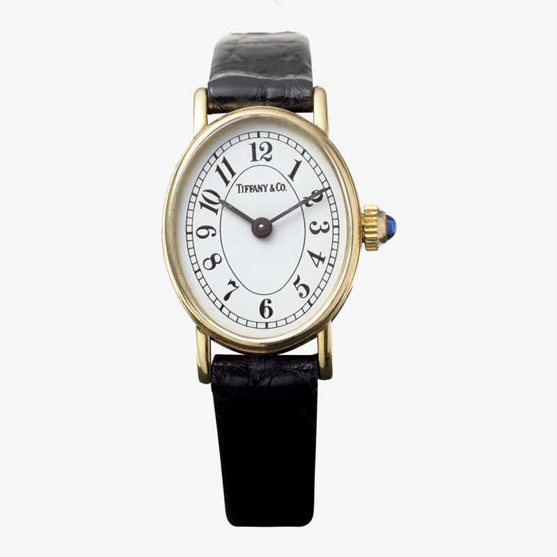 SOLD OUT|Tiffany & Co│Arabic numerals Index – 90's|OTHER VINTAGE WATCH