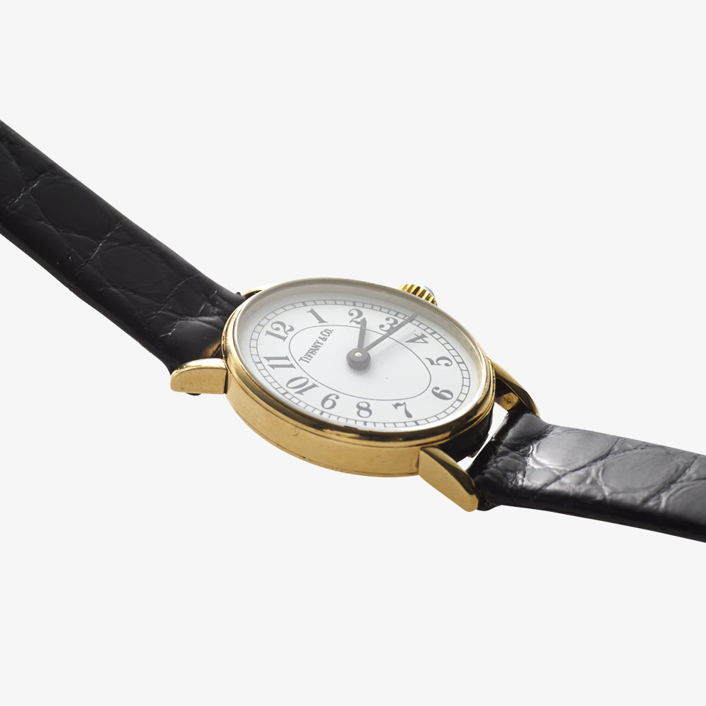 SOLD OUT|Tiffany & Co│Arabic numerals Index - 90's|OTHER VINTAGE WATCH