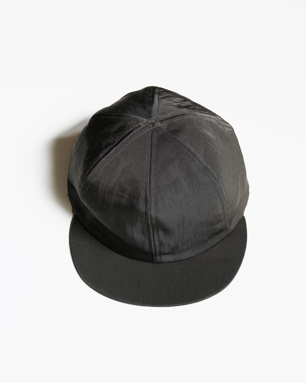 SHORT BRIM CAP - GREY|COMESANDGOES
