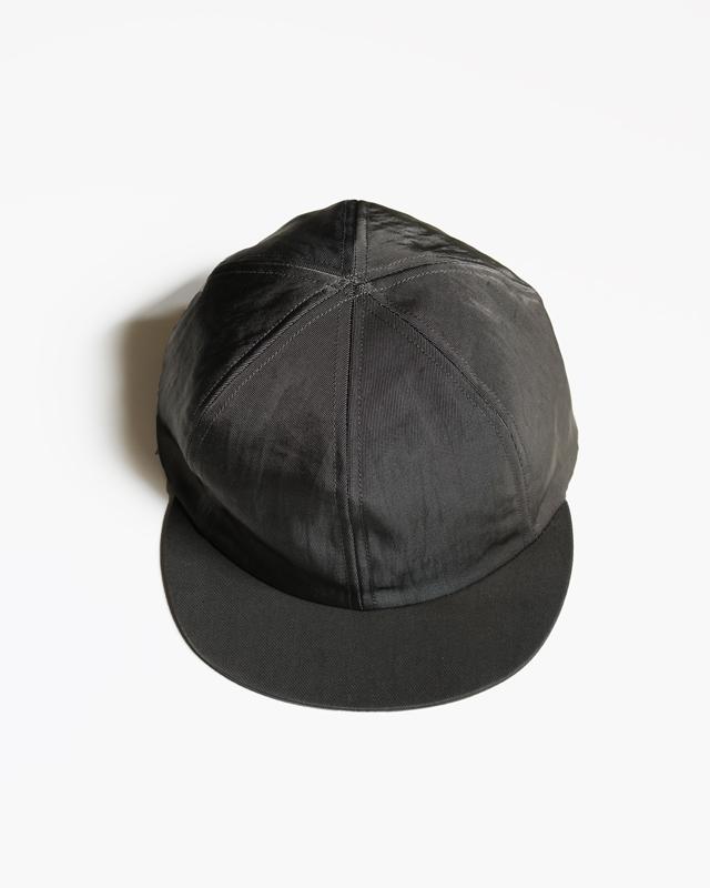 SHORT BRIM CAP – GREY|COMESANDGOES