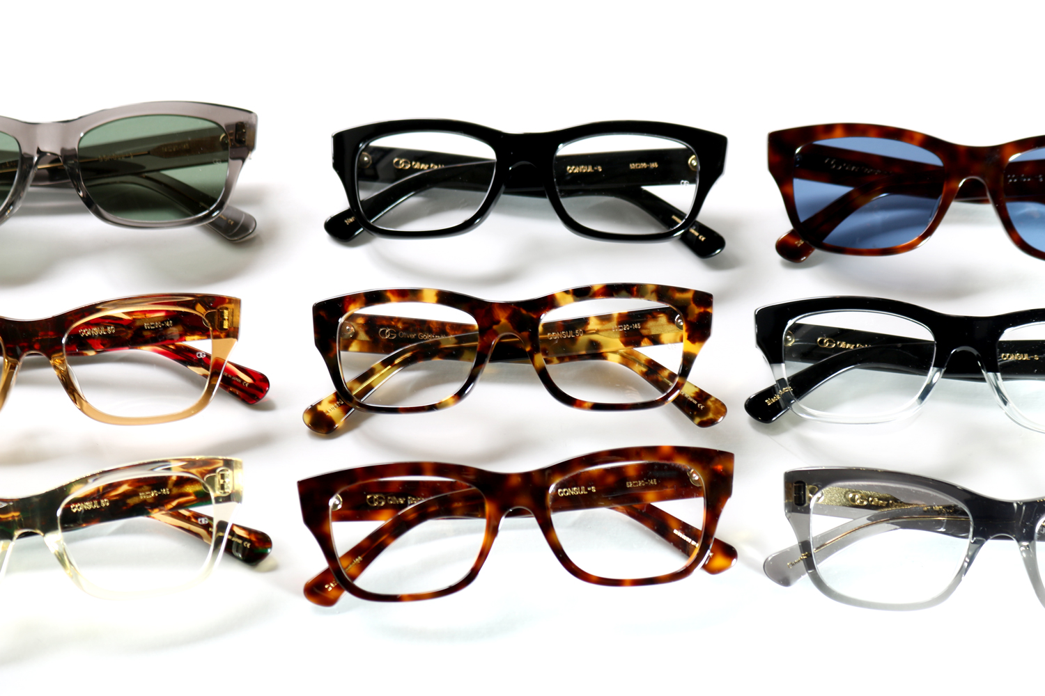 Oliver Goldsmith|About 「CONSUL」