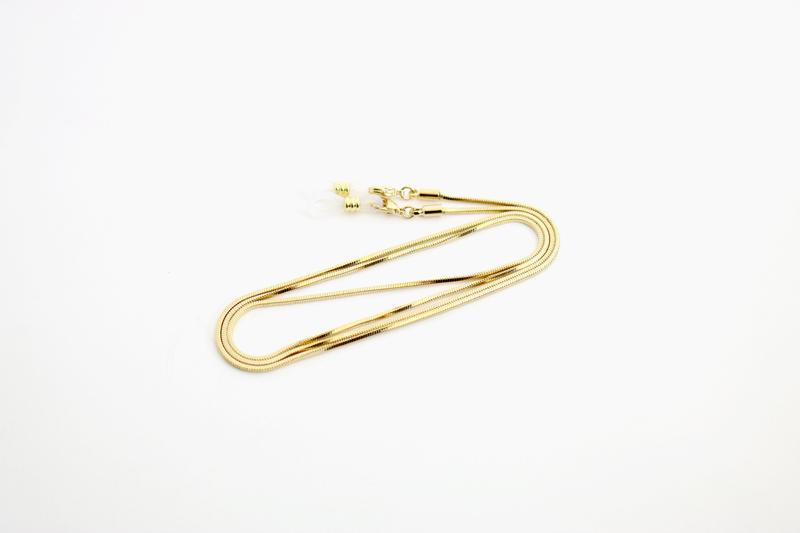 C-SNAKE 鎖太 – Gold|FUSCHIA