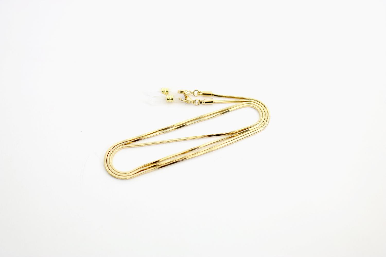 C-SNAKE 鎖太 - Gold|FUSCHIA