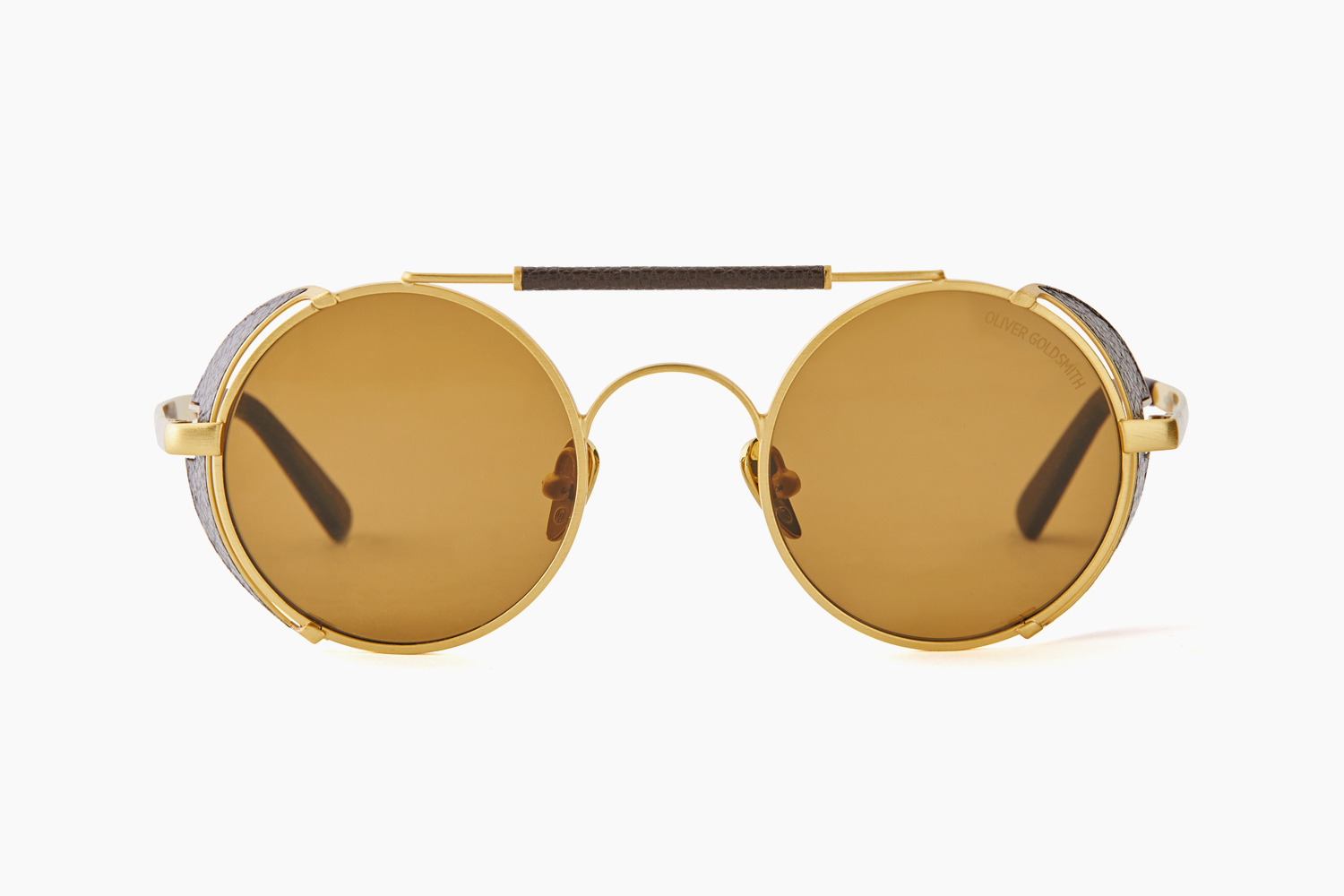 THE1920s – Brushed Gold|OLIVER GOLDSMITH