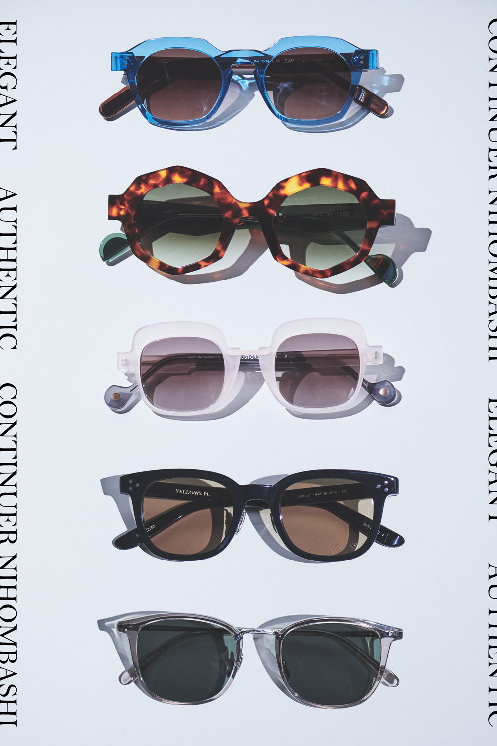 SUNGLASSES COLLECTION|NIHOMBASHI