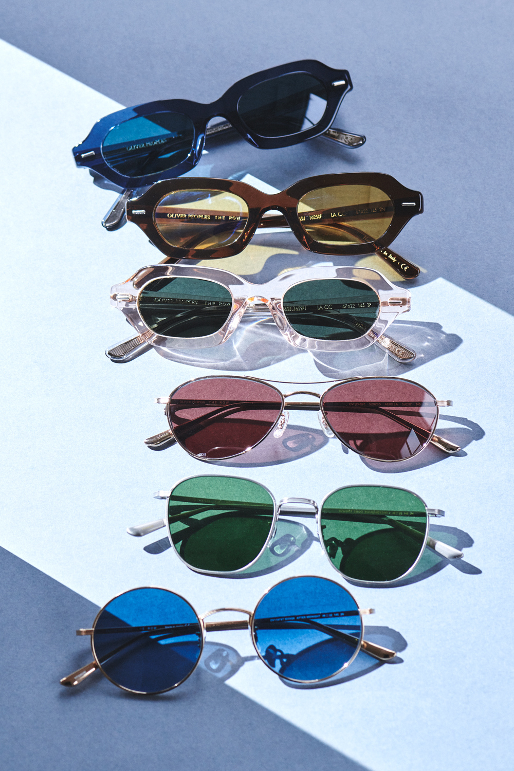 OLIVER PEOPLES THE ROW|SUMMER  COLLECTION 2019