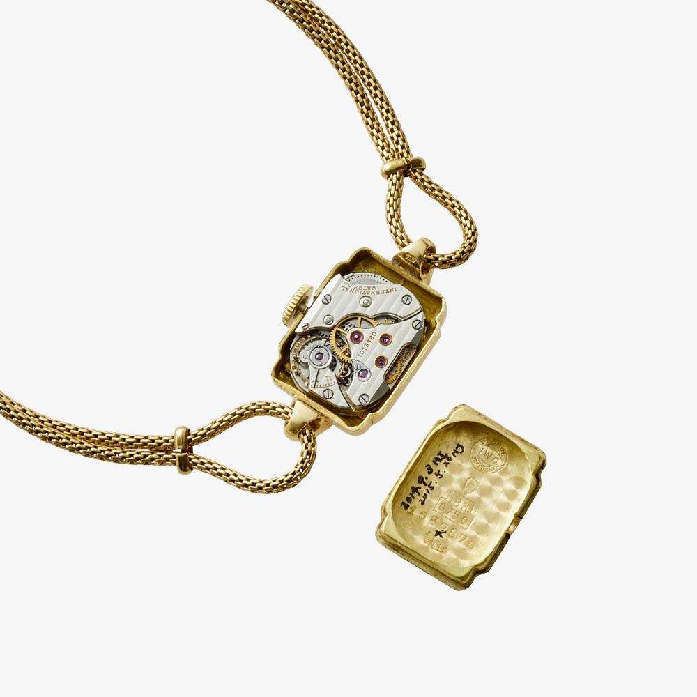 SOLDOUT|IWC|Arabic numerals Index / Ladies Model - 40's|Vintage IWC