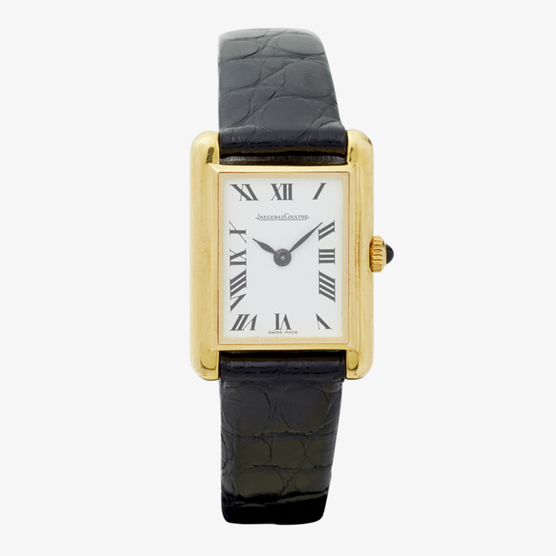 SOLD OUT|JAEGER-LECOULTRE|18KYG Ladies' model – 60's|VINTAGE JAEGER-LECOULTRE