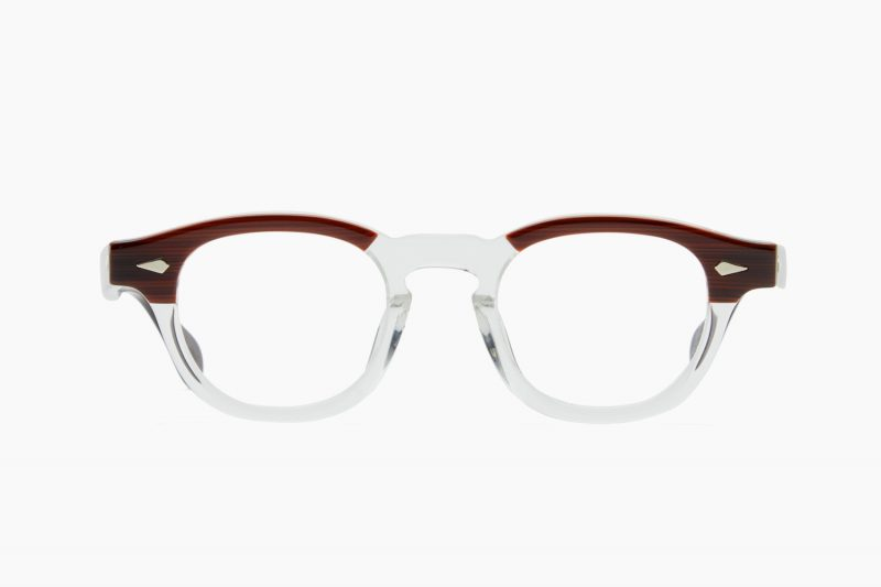 AR 42 – Red Wood Clear|JULIUS TART OPTICAL