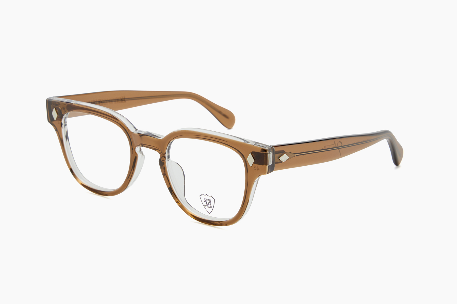 Bryan 46 - Brown Crystal 2|JULIUS TART OPTICAL