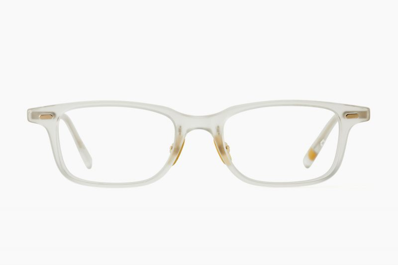 Re.MUST – whiteclear|OG×OLIVER GOLDSMITH