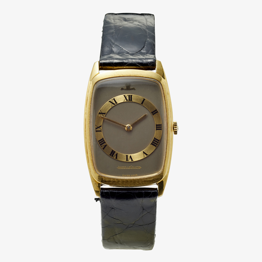 JAEGER-LECOULTRE|Roman Index Ladies' model – 70's|VINTAGE JAEGER-LECOULTRE
