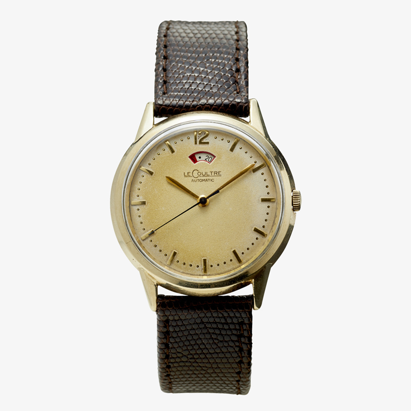 JAEGER-LECOULTRE|Bar Index model – 50's|VINTAGE JAEGER-LECOULTRE