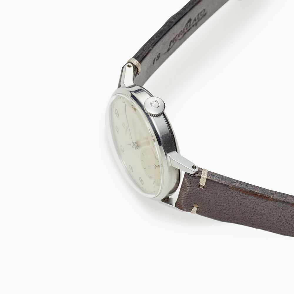 SOLDOUT|OMEGA|Arabic numerals / Small Second - 50's|VINTAGE OMEGA