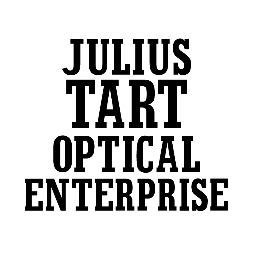 New Brand|JULIUS TART OPTICAL