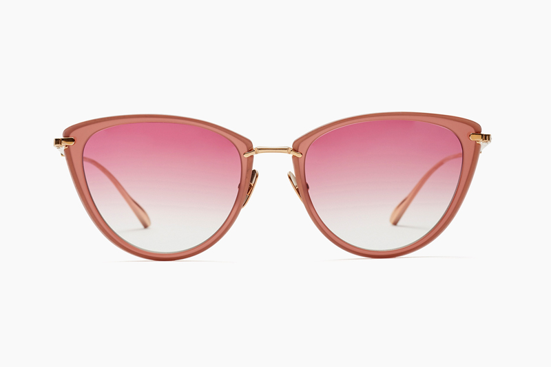 BEVERLY S – ROSEWOOD 18KRG|Mr. Leight