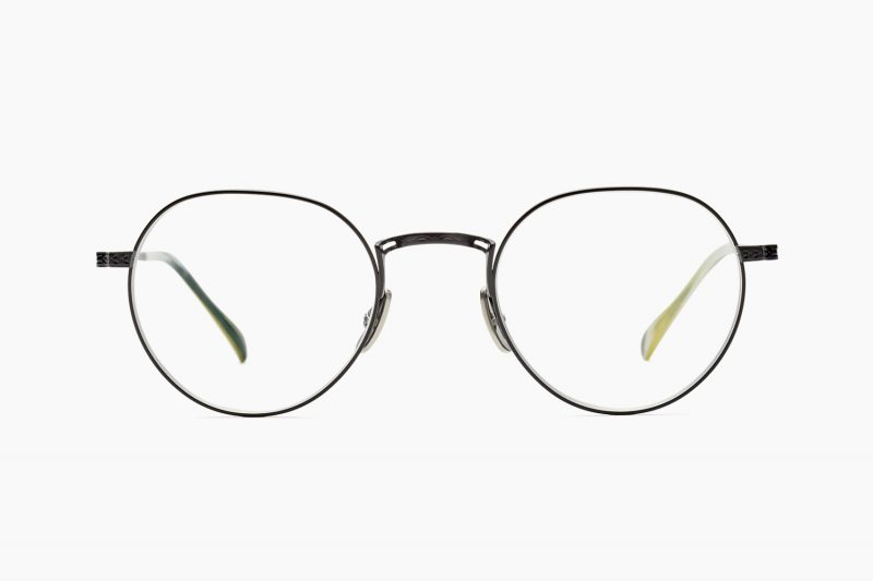 HACHI C – MATTE BLACK|Mr. Leight