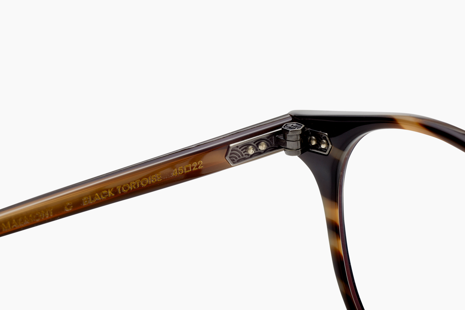 MARMONT C - BLACK TORTOISE|Mr. Leight