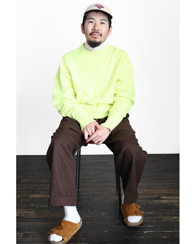 Styling|Daishi Nishino(NEATDesigner)