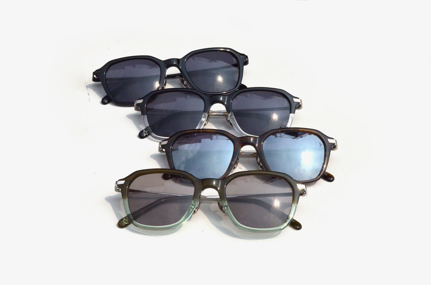 The PARKSIDE ROOM|tpr-005 new color sunglasses