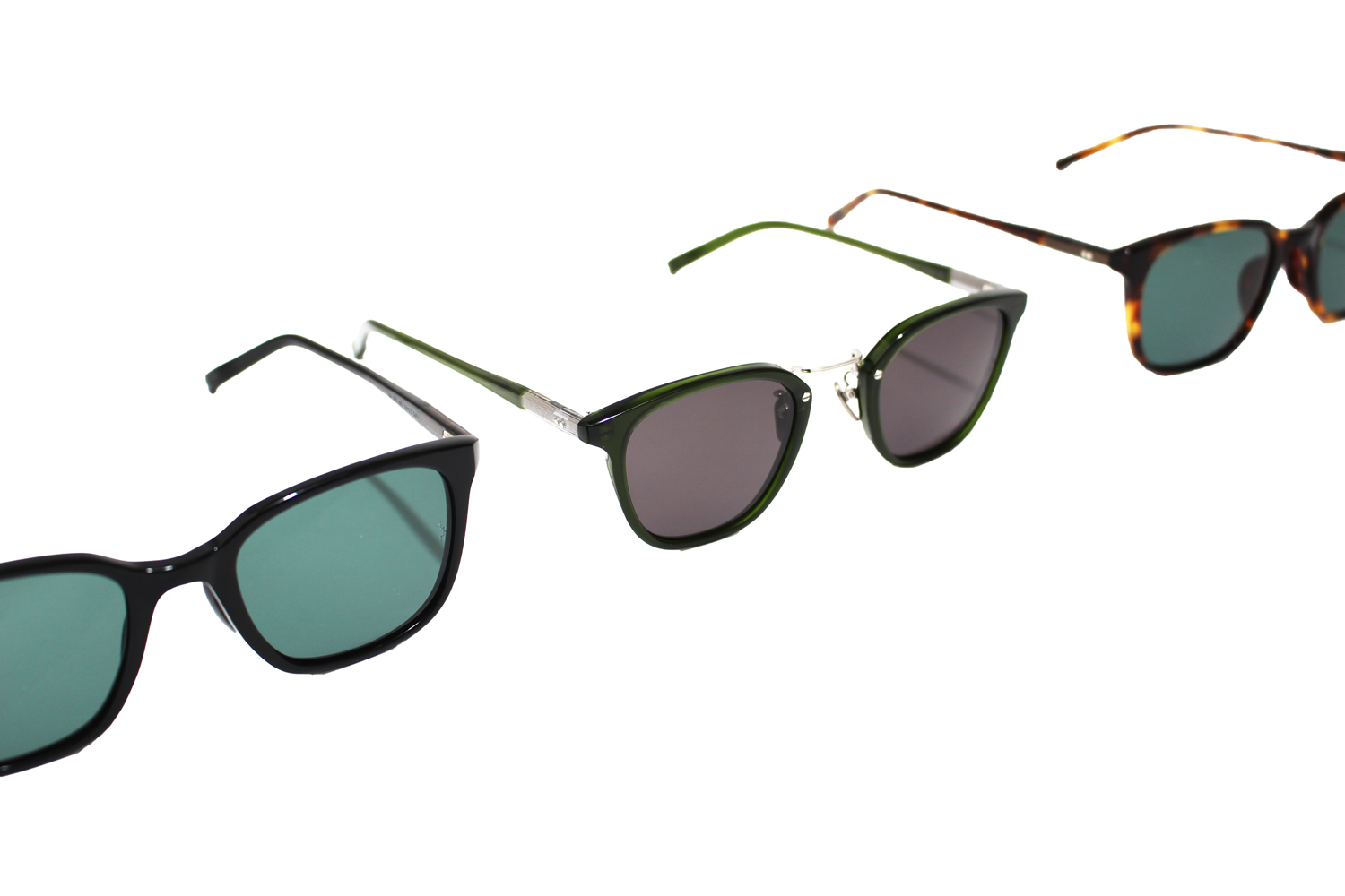 The PARKSIDE ROOM|EYEWEAR – Debut