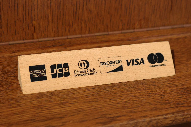 クレジットカードでの支払いは可能ですか?