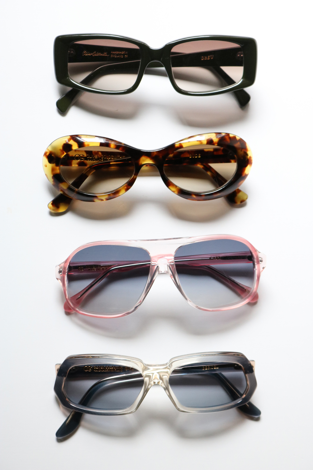 HAND MADE IN ENGLAND|OLIVER GOLDSMITH