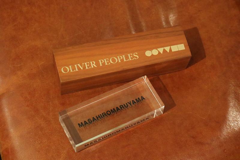 OLIVER PEOPLES|MASAHIROMARUYAMA 価格改定のお知らせ