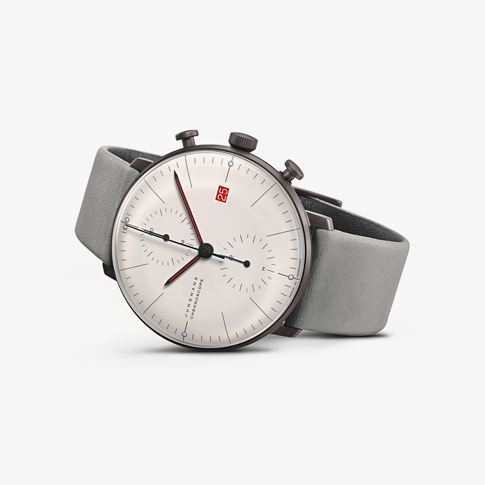 BAUHAUS 100th ANNIVERSARY|MAX BILL CHRONOSCOPE Ltd1000