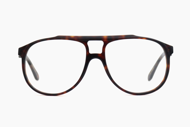RAY – Dark Tortoiseshell|OLIVER GOLDSMITH