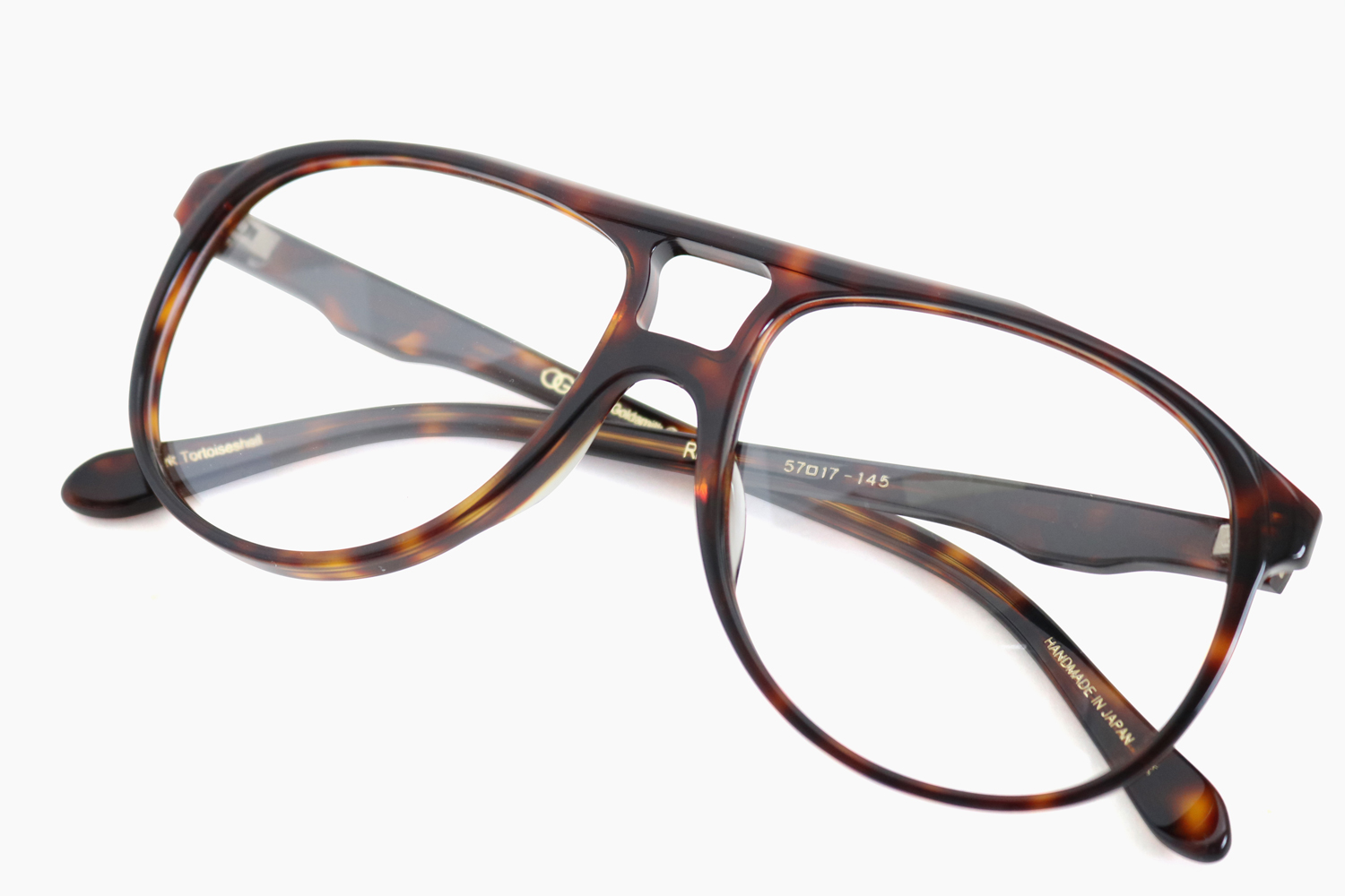 RAY - Dark Tortoiseshell|OLIVER GOLDSMITH