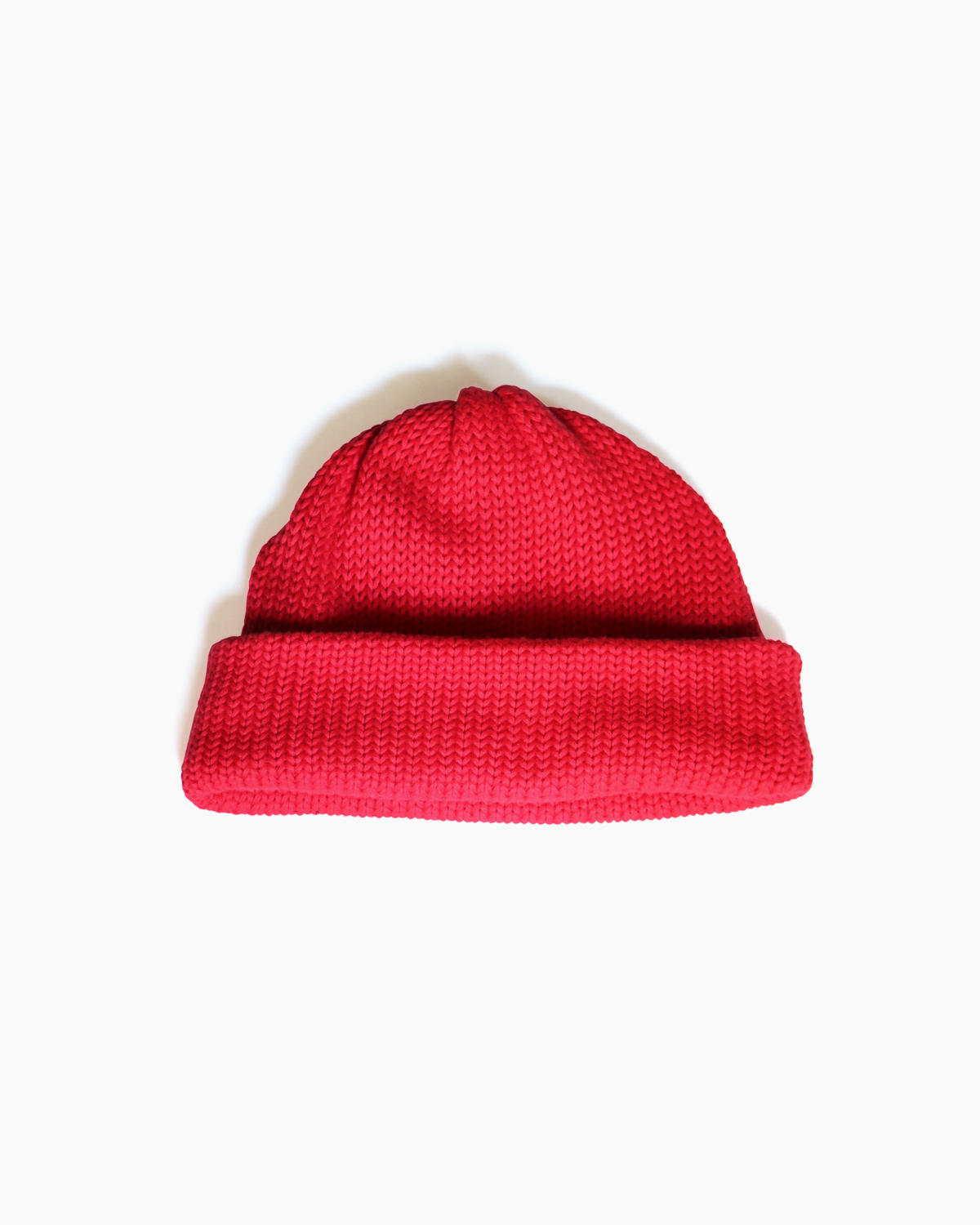 STANDARD KNIT – Red|COMESANDGOES