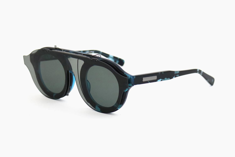 OPPENHEIM CLIP Blue Tort - Grey Lens NATIVE SONS