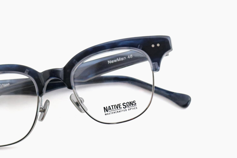 Newman 46 - Indigo|NATIVE SONS