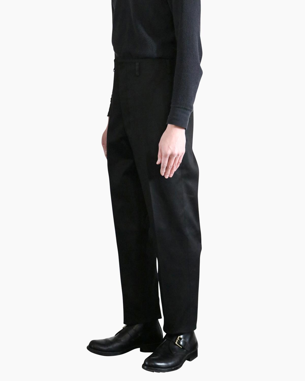 COTTON PIQUE TONI - Black NEAT