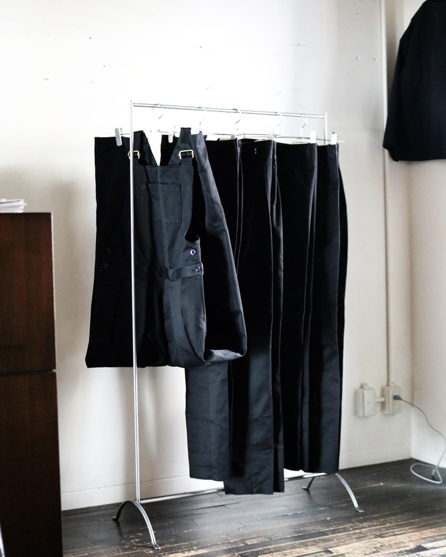 COTTON PIQUE|WIDE - Black|NEAT