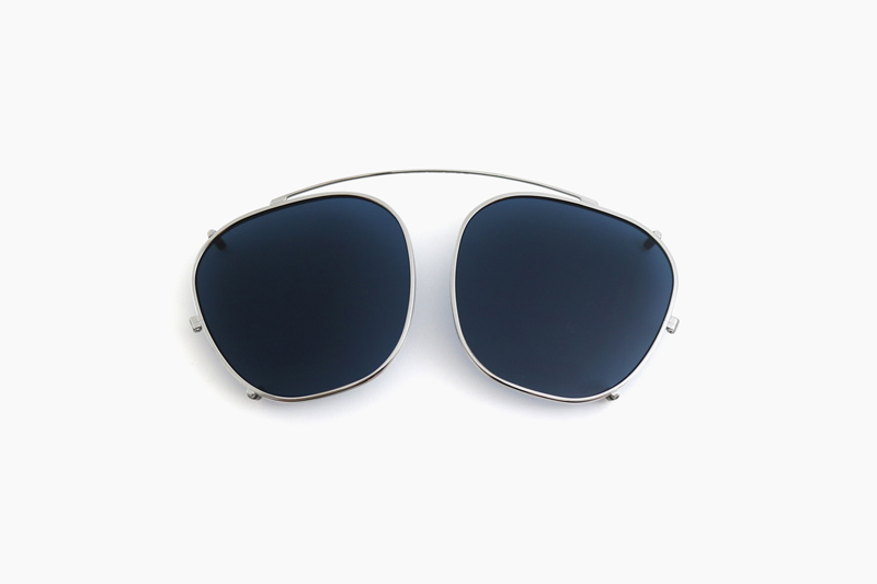 OLIVER PEOPLES THE ROW|BOARDMEETING CLIP – 503680 Silver|OLIVER PEOPLES