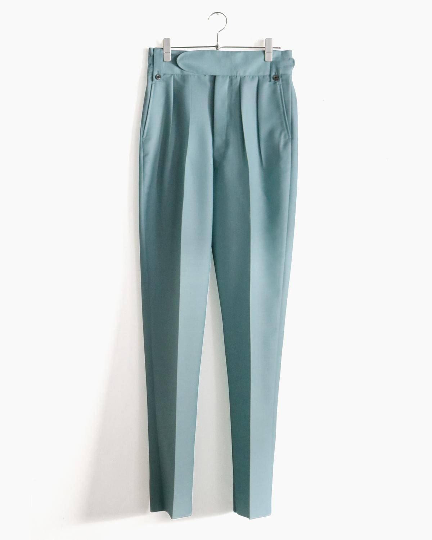 BOWER ROEBUCK Plain|BELTLESS – Turquoise|NEAT