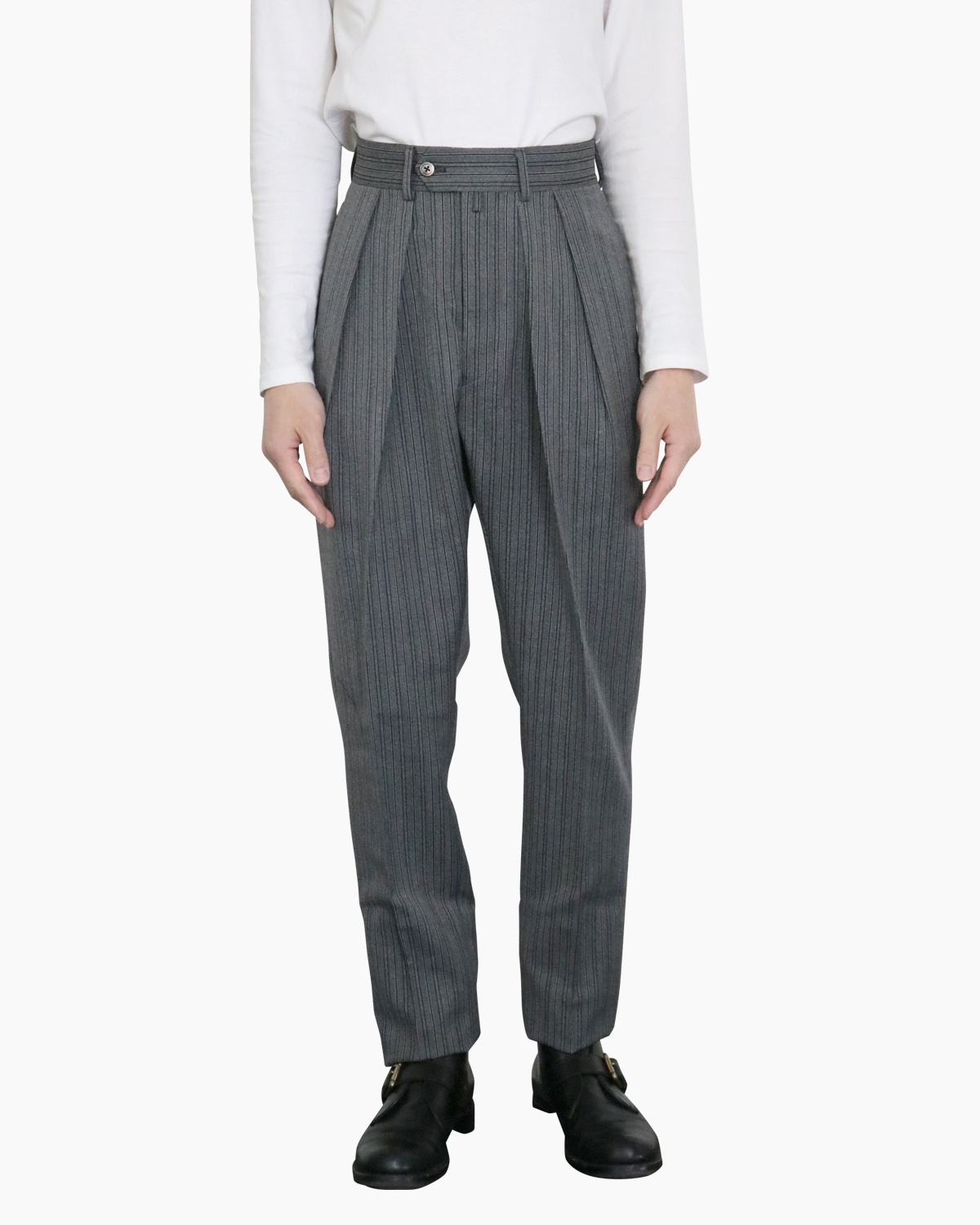 DIRECTORS TAPERED - Gray NEAT