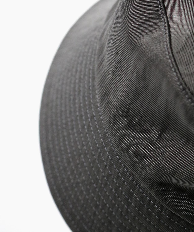 WATER PROOF NYLON BUCKET HAT - Gray|COMESANDGOES