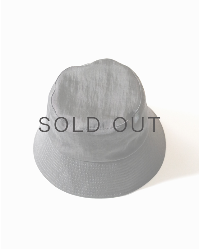 WATER PROOF NYLON BUCKET HAT – Gray|COMESANDGOES
