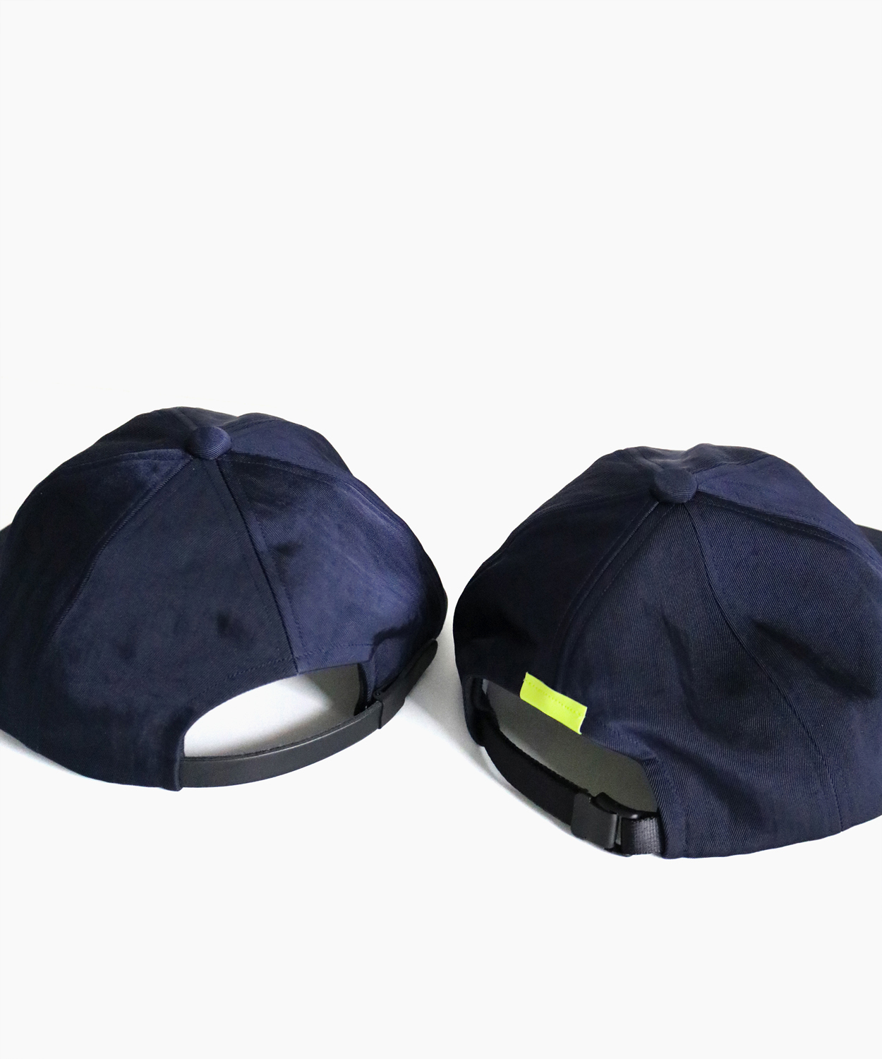 LONG BRIM CAP - Navy|for Continuer Extra Space|COMESANDGOES