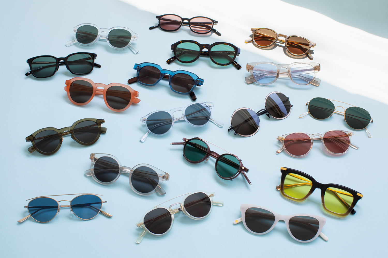 SUNGLASSES COLLECTION|SPRING & SUMMER 2020〈Ⅱ〉