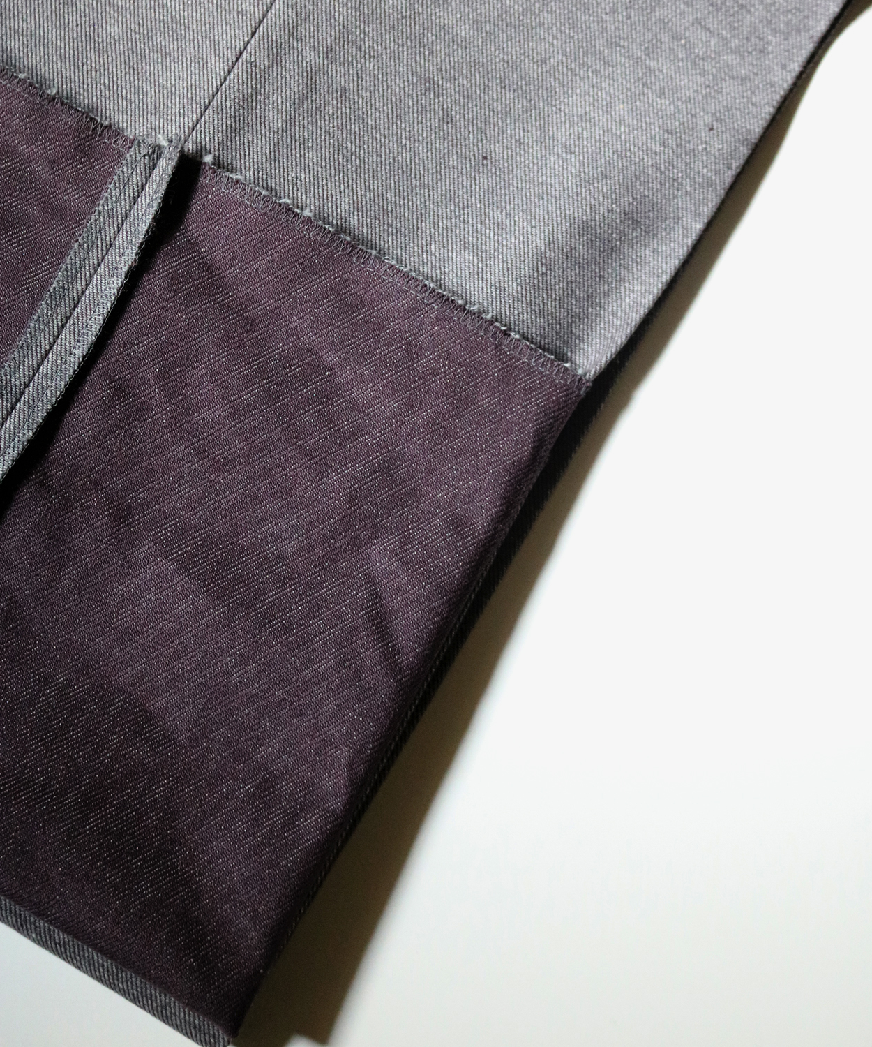 NEAT for Continuer Extra Space|CONE DENIM|WIDE - Purple Ura|NEAT