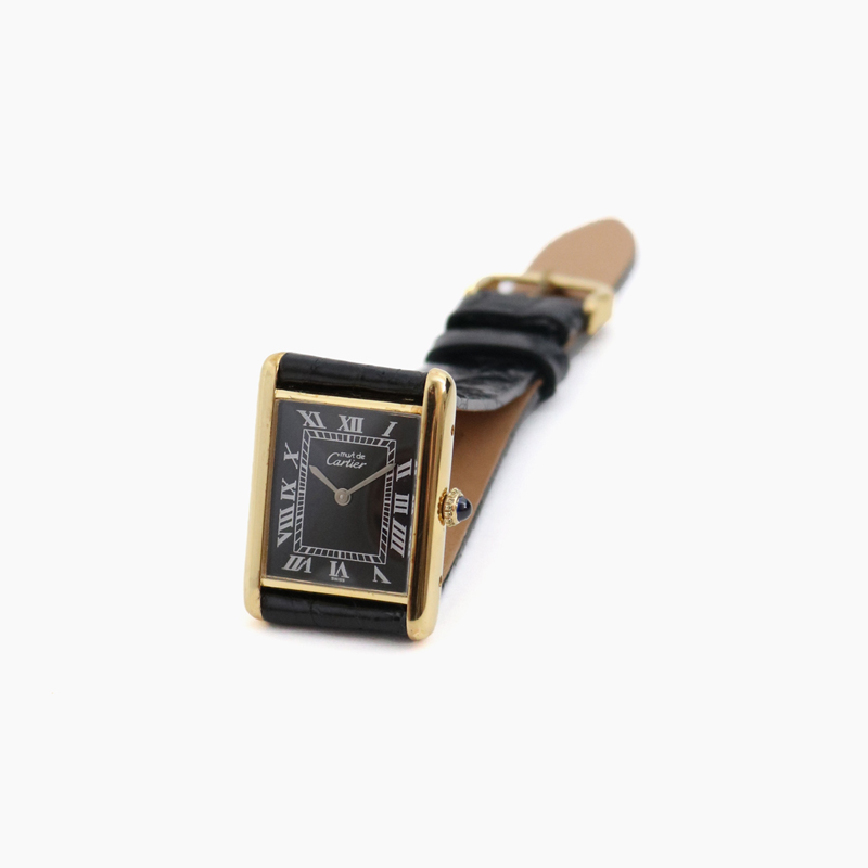 SOLD OUT|Cartier|must de Cartier TANK LM – 80's|VINTAGE Cartier